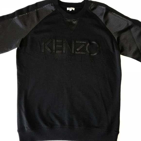 75ce2d920 Kenzo Shirts | Long Sleeved Logo Jumper | Poshmark